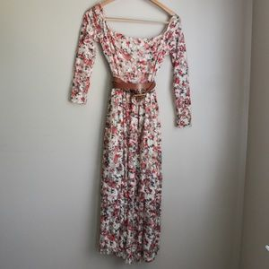 NWT Urban Outfitters maxi dress S